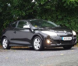 RENAULT MEGANE 1.5 DCI 2DR FOR SALE IN GALWAY FOR €5,950 ON DONEDEAL