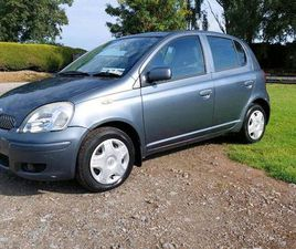 TOYOTA YARIS FOR SALE IN MEATH FOR €1,600 ON DONEDEAL