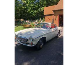 FOR SALE AT AUCTION: 1966 VOLVO P1800E IN CARLISLE, PENNSYLVANIA