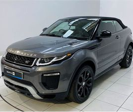 LAND ROVER RANGE ROVER EVOQUE 2.0 SI4 HSE DYNAMIC LUX CONVERTIBLE 2DR PETROL AUTO 4WD (S/S
