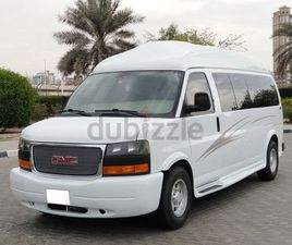 RARE TO FIND - NON - GCC 2010 GMC SAVANA V8 - CLEAN INSIDE AND OUT - BEST PRICE - | DUBIZZ