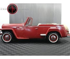 1950 WILLYS JEEPSTER FOR SALE