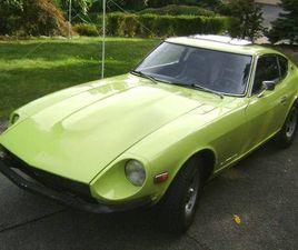 1973 DATSUN 240Z REBUILT WEBER CARB ENGINE