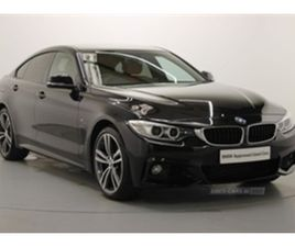 USED 2016 BMW 4 SERIES GRAN COUPE 435D XDRIVE M SPORT GRAN COUPE HATCHBACK 25,203 MILES IN