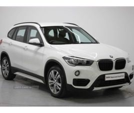 USED 2018 BMW X1 SERIES X1 XDRIVE20D SPORT ESTATE 22,164 MILES IN WHITE FOR SALE | CARSITE