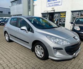 2009 PEUGEOT 308 FOR SALE IN MAYO FOR €2,550 ON DONEDEAL