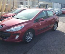 PEUGEOT 308, 2009 FOR SALE IN DUBLIN FOR €3,500 ON DONEDEAL