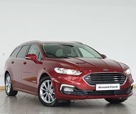 USED 2019 (19) FORD MONDEO 2.0 HYBRID TITANIUM EDITION [17 INCH] 5DR AUTO IN BIRTLEY