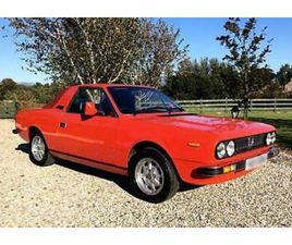 LANCIA BETA 2000 SPIDER BY ZAGATO - STUNNING EXAMPLE IN EVERY WAY - BEAUTIFUL