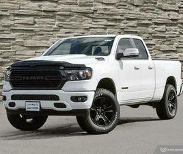 2020 RAM 1500 BIG HORN | CARS & TRUCKS | ST. CATHARINES | KIJIJI