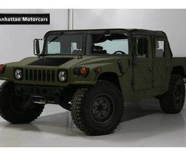 1994 HUMMER H1 4X4 OPEN TOP  MILITARYTRUCK CAMERA DVD ONLY5400MILES