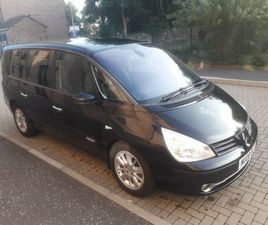 RENAULT, GRAND ESPACE, MPV, 2008, OTHER, 1995 (CC), 5 DOORS