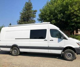 2016 4X4 MERCEDES SPRINTER 2500 EXT 170 WITH REEFER