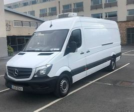 MERC SPRINTER 316 LWB REFRIGERATED. FOR SALE IN TIPPERARY FOR €17,950 ON DONEDEAL