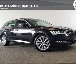 SKODA SUPERB COMBI STYLE 2.0TDI 150BHP 5DR FOR SALE IN WESTMEATH FOR €UNDEFINED ON DONEDEA