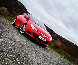 VAUXHALL ASTRA GTC FOR SALE IN DONEGAL FOR €5,600 ON DONEDEAL