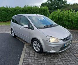 FORD CMAX 1.8D FOR SALE IN DUBLIN FOR €2,499 ON DONEDEAL