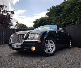 CHRYSLER 300C ONLY 50,000 MILES !!!!! NEW NCT FOR SALE IN DUBLIN FOR €8,999 ON DONEDEAL