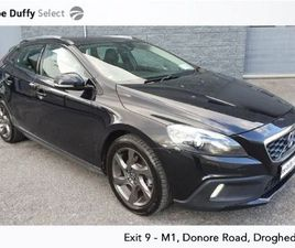 VOLVO V40 1.6 6SPD D2 CROSS COUNTRY // LEATHER // FOR SALE IN LOUTH FOR €15,900 ON DONEDEA