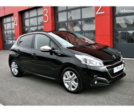 PEUGEOT 208 . FINITION STYLE