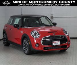 RED COLOR 2021 MINI COOPER HARDTOP S FOR SALE IN GAITHERSBURG, MD 20879. VIN IS WMWXR5C05M