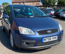 2006 FORD C-MAX 2.0 GHIA AUTOMATIC ///ONLY 56000 MILES//1 OWNER CAR// 5-DOOR