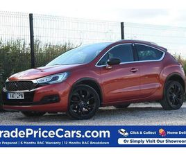 DS AUTOMOBILES DS 4 CROSSBACK 1.6 BLUEHDI S/S EAT6 5D 120 BHP FREE DELIVERY WITHIN 100 MIL