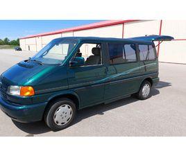 FULLY CERTIFIED 1999 VW EUROVAN | CARS & TRUCKS | BARRIE | KIJIJI
