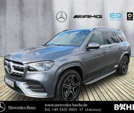 MERCEDES-BENZ GLS 350 D 4M AMG/MBUX-NAVI/MULTIBEAM/BURMESTER