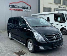 HYUNDAI H1 TRAVEL COMFORT 8SITZE,AUTOMATIK,STANDHEIZUNG