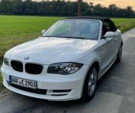 BMW 118I CABRIO /ADVANTAGE/KLIMA/PDC/TEMPO/LM RAD