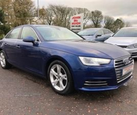 USED 2016 AUDI A4 DIESEL SALOON SALOON 116,000 MILES IN BLUE FOR SALE   CARSITE