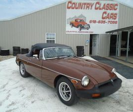 1978 MG B FOR SALE