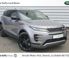 LAND ROVER RANGE ROVER EVOQUE P300E R DYNAMIC HSE FOR SALE IN DUBLIN FOR €76,900 ON DONEDE