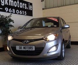 HYUNDAI I20, 2013 PREMIUM FOR SALE IN DUBLIN FOR €7,999 ON DONEDEAL
