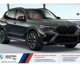 2022 BMW X5 M COMPETITION, PREMIUM, FREINS M, GARNITURE FIBRE | CARS & TRUCKS | CITY OF MO