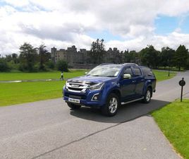182 ISUZU D-MAX UTAH FOR SALE IN MAYO FOR €33,000 ON DONEDEAL