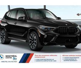 2022 BMW X5 M COMPETITION, PREMIUM, GARNITURE FIBRE DE CARBONE | CARS & TRUCKS | CITY OF M