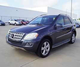 GRAY COLOR 2011 MERCEDES-BENZ M-CLASS ML 350 FOR SALE IN WICHITA, KS 67209. VIN IS 4JGBB5G