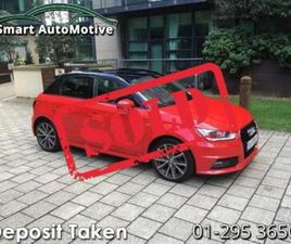 SPORTBACK 1.0 TFSI 95 4DR S LINE * 73,200 MILES * EXCELLENT CONDITION THROUGHOUT* FULL AUD