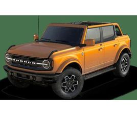 USED 2021 FORD BRONCO OUTER BANKS