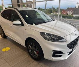 FORD KUGA 1.5 ECOBLUE ST-LINE EDITION AUTO (S/S) 5DR