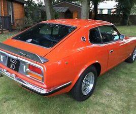 DATSUN 260Z 2+2 1975 UK CAR
