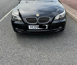 BMW 5 SERIES 3.0 535D SE TOURING 5DR