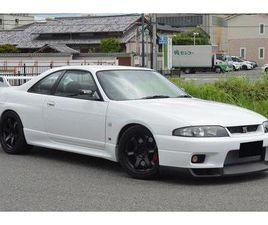 NISSAN SKYLINE GT-R R33 STD