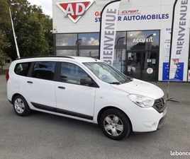 DACIA LODGY 1.6 SCE 7 PLACES