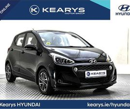 HYUNDAI I10 DELUXE 4DR FOR SALE IN CORK FOR €11,497 ON DONEDEAL