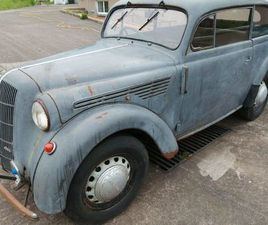 1937 OPEL CADET FOR SALE IN MONAGHAN FOR €7,500 ON DONEDEAL