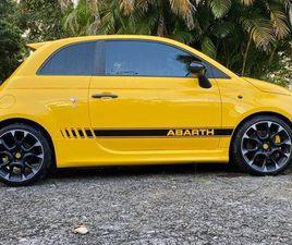 FIAT 500 ABARTH (II) 595 COMPETIZIONE