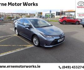TOYOTA COROLLA COROLLA HYBRID LUNA SAL FOR SALE IN CAVAN FOR €24,950 ON DONEDEAL
